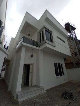 4 Bedrooms Detached Duplex with Bq, Osapa London Estate, Osapa, Lekki, Lagos, Detached Duplex for Rent