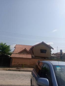 4 Bedroom Duplex with 2 Bedroom Flat Up and Down at The Back, Bakare Estate, Agungi, Lekki, Lagos, Detached Duplex for Sale