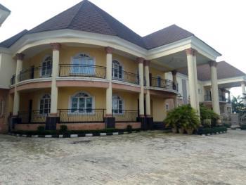Excellent 6 Bedrooms Duplex, Aerodrome Estate, Samonda, Ibadan, Oyo, Semi-detached Duplex for Rent