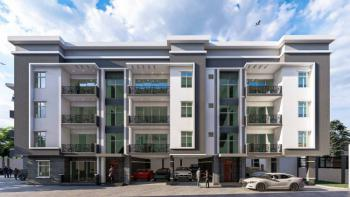2 Bedroom Luxury Apartment, By Vgc Waterfront, Ajah, Lagos, Block of Flats for Sale