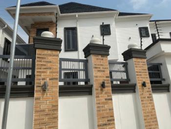 4 Bedrooms Semi Detached Duplex with a Room Bq, Ikota, Lekki, Lagos, Semi-detached Duplex for Rent