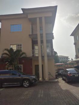 a 4 Bedroom Terraced Duplex, 2 Living Rooms and a Room Boys Quarter, Jabi, Abuja, Terraced Duplex for Rent