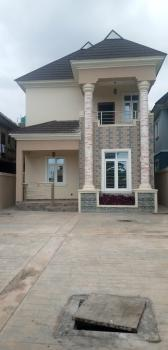 a New Built 4 Bedroom Duplex with Excellent Finishing, Off Agbe Road., Abule Egba, Agege, Lagos, Detached Duplex for Sale