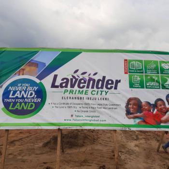 Land Near Proposed International Airport, Eleranigbe, Ibeju Lekki, Lagos, Mixed-use Land for Sale