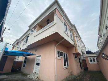 Tastefully Finished 4 Bedrooms Semi Detached Duplex with a Bq, Chevy View Estate, Lekki, Lagos, Semi-detached Duplex for Rent