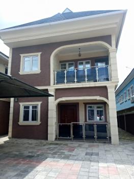 a Four Bedroom Duplex with Two No of Mini Flats, Harmony Estate Off College Road, Ijaiye, Lagos, Detached Duplex for Sale
