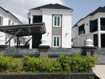 Luxury & Comtemporary Built 5 Bedrooms Detached Duplex with a Room Bq, Megamound Estate, Lekky County Homes, Ikota, Lekki, Lagos, Detached Duplex for Sale