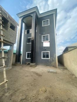 2 Bedroom Flat with All Rooms Ensuite and Dinning, United Estate, Sangotedo, Ajah, Lagos, Mini Flat for Rent