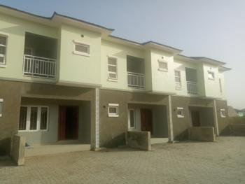 Well Finished 3 Bedroom Terrace Apartment, Plot 527, Aco Hiteck (amac Estate), Airport Road, Lugbe District, Abuja, Terraced Duplex for Sale
