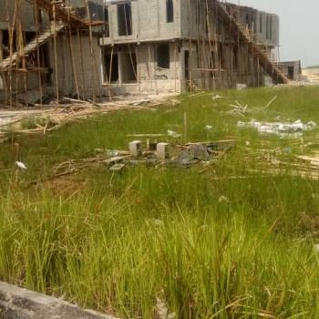 Hot Deal : Half Plot Measuring 330sqm in a Secured Environment, Agungi, Lekki, Lagos, Residential Land for Sale