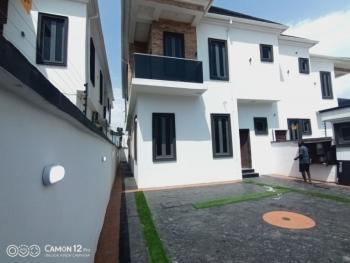 Luxury Built Four Bedrooms Semi Detached Duplex with Bq., Lekki Phase 2, Lekki, Lagos, Semi-detached Duplex for Rent
