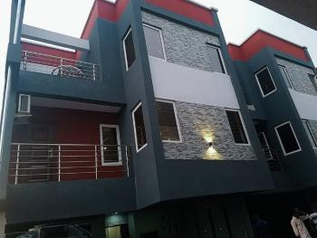 Brand New 4 Bedroom Detached House, Gbagada, Lagos, Detached Duplex for Sale