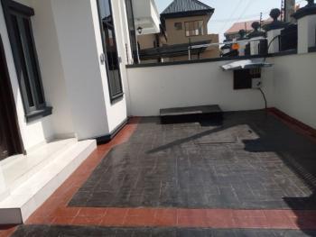 a Very Brand New 4 Bedroom Duplex with a Bq, Osapa, Lekki, Lagos, Semi-detached Duplex for Rent