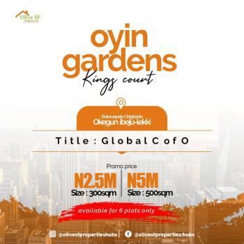 Plots of Estate Land in Prime Location, Close to Lftz and Dangote Refinery, Ikegun, Ibeju Lekki, Lagos, Residential Land for Sale
