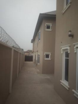 Newly Built, All Rooms Ensuite 2 Bedrooms, Sawmill, Gbagada Phase 2, Gbagada, Lagos, Flat for Rent