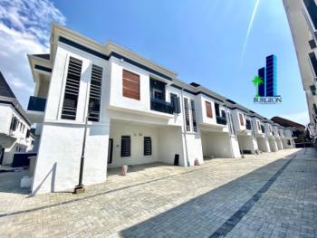 Luxurious 4 Bedrooms Terrace Duplex, 2nd Toll Agate, Chevron Axis, Lekki, Lagos, Terraced Duplex for Rent