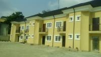 Spacious Recent Newly Built And Well Finished 3 Bedroom Duplex, Saint Agnes, Yaba, Lagos, House For Rent