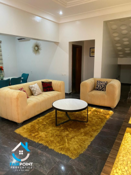 Furnished 5 Bedrooms Apartment, Lekki Phase 1, Lekki, Lagos, Flat Short Let