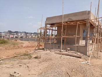 Christmas Promo. 600sqm for 4 Bedroom Duplex, Behind River Park Estate, Lugbe District, Abuja, Residential Land for Sale