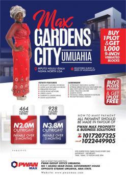 Land, Umuahia, Abia, Residential Land for Sale