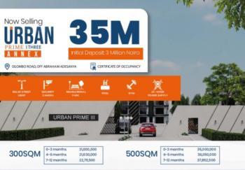 C of O Urban Prime Land, Ogombo Road, Ogombo, Ajah, Lagos, Residential Land for Sale