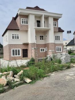 Sharp 5 Bedrooms Fully Detached Duplex, Sunnyvale, Dakwo, Abuja, Detached Duplex for Sale
