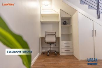 Newly Built 3 Bedroom, Ibeju Lekki, Lagos, Terraced Duplex for Sale