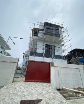 Brand New Modern 5 Bedroom Fully Detached Duplex with Swimming Pool, Banana Island, Ikoyi, Lagos, Detached Duplex for Sale