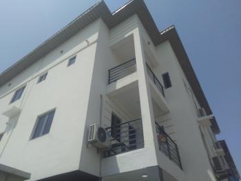 Nicely Built and Spacious 4 Bedrooms Apartment, Idado, Lekki, Lagos, Flat for Rent