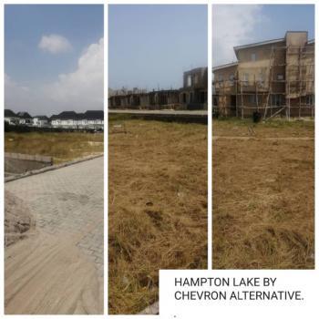 Land Measuring 600sqm, Chevron Alternative Route, Lekki Expressway, Lekki, Lagos, Residential Land for Sale