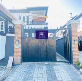 Newly Built 4 Bedrooms Duplex with Bq, Ologolo, Lekki, Lagos, Semi-detached Duplex for Rent