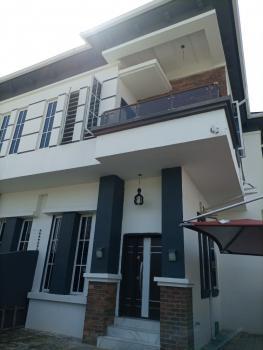 Brand New Luxury 4 Bedrooms Semi Detached Duplex with Bq, Opposite Agungi, Ologolo, Lekki, Lagos, Semi-detached Duplex for Rent
