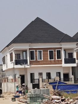 Dope 4 Bedroom Semi Detached with a Bq in a Serviced Estate, Behind Vgc, Vgc, Lekki, Lagos, Semi-detached Duplex for Sale