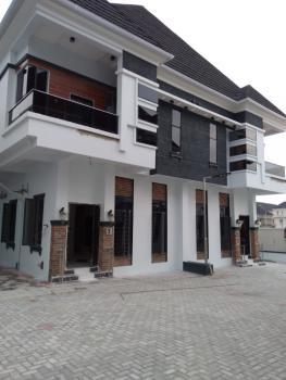 Luxury Serviced 4 Bedrooms Semi Detached Duplex with Bq, Off Freedom Way, Lekki Phase One, Lekki, Lagos, Semi-detached Duplex for Sale