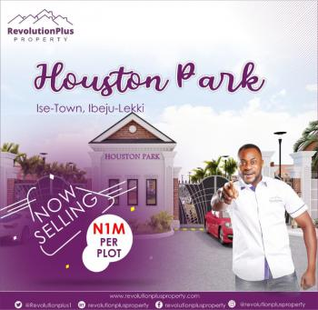 Affordable Estate Land in Prime Location, Houston Park, Folu Ise, Ibeju Lekki, Lagos, Residential Land for Sale