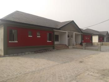 Luxury 3 Bedroom Semi-detached Bungalows (government Allocation & Cofo), Opposite Lagos Business School, Sangotedo, Ajah, Lagos, Semi-detached Bungalow for Sale