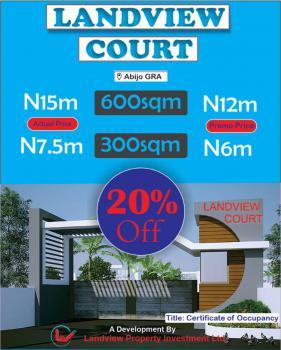 Land, Landview Court Abijo Gra, Abijo, Lekki, Lagos, Residential Land for Sale