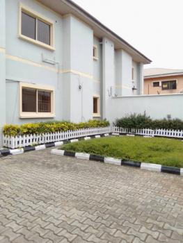 Lovely Well Maintained 4 Bedrooms Semi Detached with 3 Rooms Bq, Lekky County Homes, Ikota, Lekki, Lagos, Semi-detached Duplex for Rent