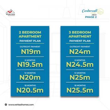 2 Bedroom Apartment, Abijo Gra, Abijo, Lekki, Lagos, Residential Land for Sale