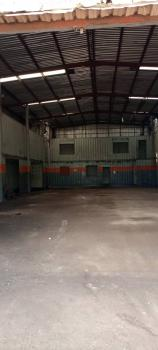 700sqm Warehouse on 5000sqm Fenced & Gated Land, Ikate Elegushi, Lekki, Lagos, Warehouse for Rent