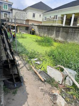 Fully Fenced Half Plot, at The Back of Romey Gardens, Ikate Elegushi, Lekki, Lagos, Residential Land for Sale