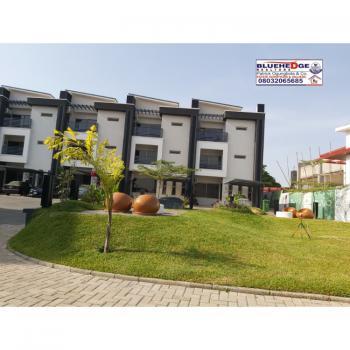 Brand New Smart 4 Bedroom Townhouse with Boys Quarter, Jabi, Abuja, Terraced Duplex for Sale