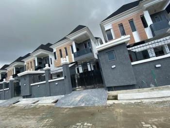 5 Bedrooms Luxury Fully Detached Duplex with Bq, Chevron, Lekki, Lagos, Detached Duplex for Sale