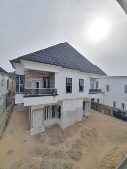 4 Bedroom Semi Detached Duplex, Chevron Toll Gate,off Orchid Hotel Road, Lafiaji, Lekki, Lagos, Semi-detached Duplex for Sale