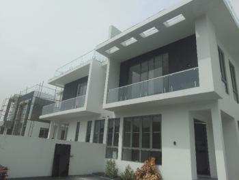 Luxury and Exquisitely Finished 5 Bedroom Duplex, Pinnock Beach Estate, Osapa, Lekki, Lagos, Semi-detached Duplex for Rent