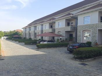 Newly Built Terrace 3 Bedroom Duplex with Bq Serviced Apartment, Katampe Extension, Katampe, Abuja, Terraced Duplex for Sale