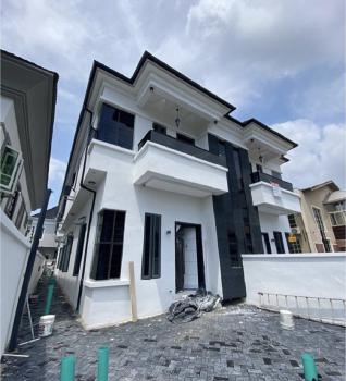 Exquisitely Finished 5 Bedroom Semi-detached Duplex with a Room Bq, Osapa, Lekki, Lagos, Semi-detached Duplex for Sale
