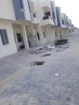 Serviced 4 Bedrooms Terraced Duplex with a Swimming Pool + Bq, Orchid Road, Lekki Expressway, Lekki, Lagos, Terraced Duplex for Sale
