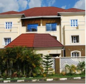 5 Bedroom Semi-detached Duplex, Paradise Hills Estate, Guzape District, Abuja, Terraced Duplex for Sale