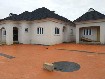 Fully Detached 3 Bedrooms Bungalow with Bq and a Gate House., Monarch Estate, After Trademore Estate Along Airport Road., Lugbe District, Abuja, Detached Bungalow for Sale